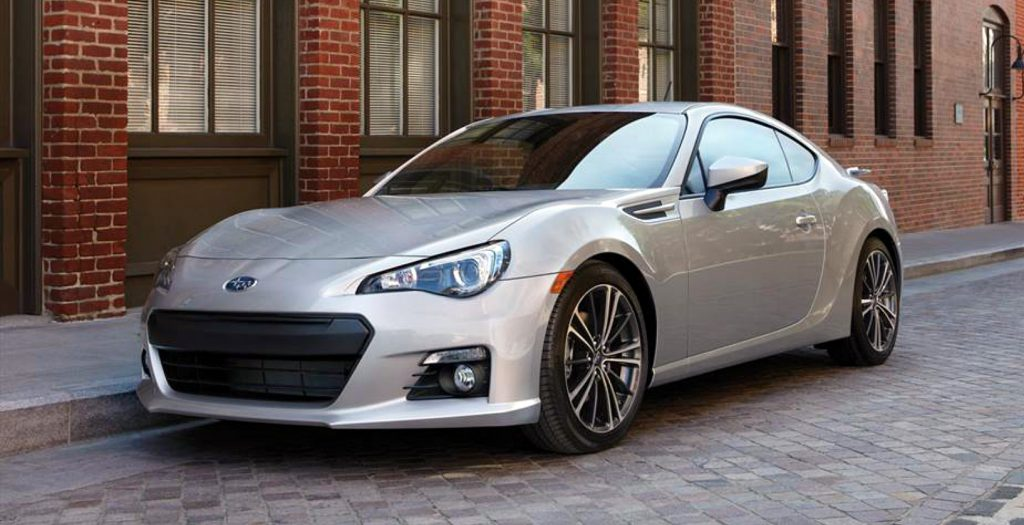 Subaru BRZ Owner's Manual