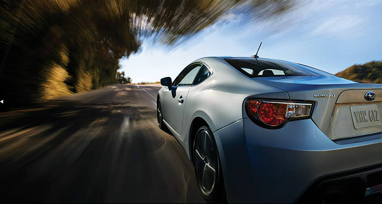 Subaru BRZ Owners Manual