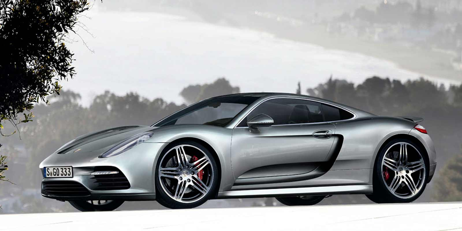 New Supercar From Porsche Carsaddiction Com