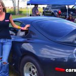 Swimsuit Model 1200HP Supra Stolen and Stripped