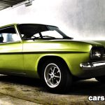 Project Melissa: 1969 Ford Capri 1600GT