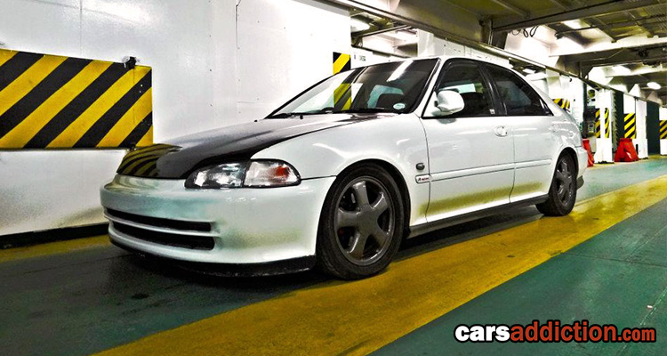 Project Tracey: 1994 Honda Civic EG9