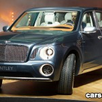 2016 Bentley SUV