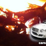 Mansory Bentley Continental GT Wreck in Streetrace
