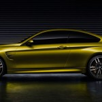 The new BMW M4 Concept
