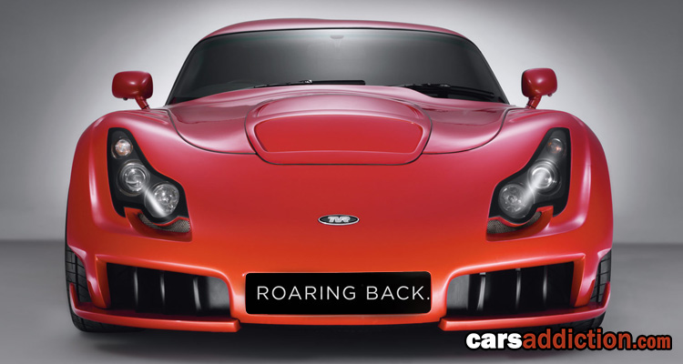 TVR is Back!