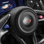 McLaren P1 Steerign Wheel