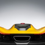 McLaren P1 Rear Lights