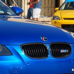 BMW vs HONDA Static Car Show