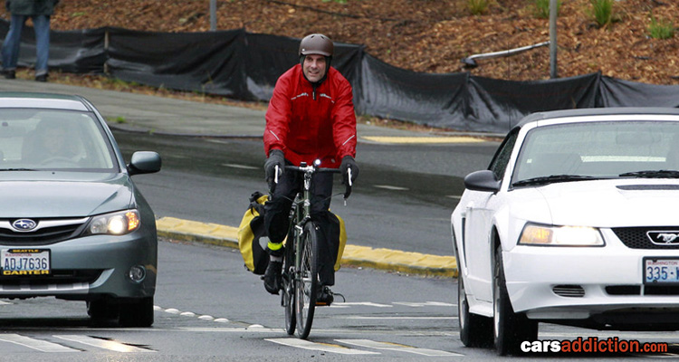 10 Rules for Motorists towards Cyclists