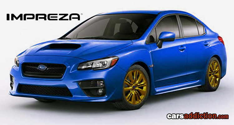 The New 2015 Subaru WRX