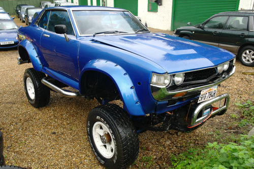 Monster Truck Celica