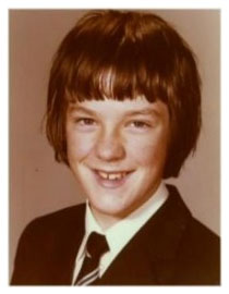Young James May