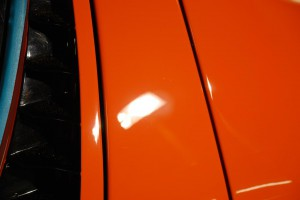 Lamborghini After Polish