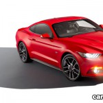 Ford official release of the 6th Generation Mustang