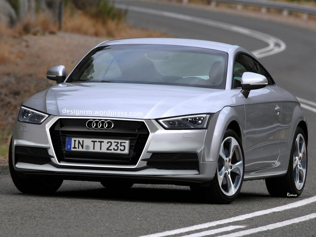 The Audi TT is in its all-new third-generation, and although it has