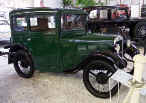 BMW-first-car-dixi