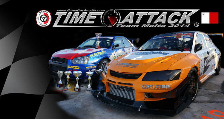 Launch of the ICC - Time Attack Team Malta Club