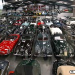 Car Collection of a Dentist