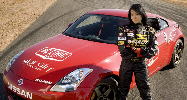 Verena Mei-350Z-Drift-Car