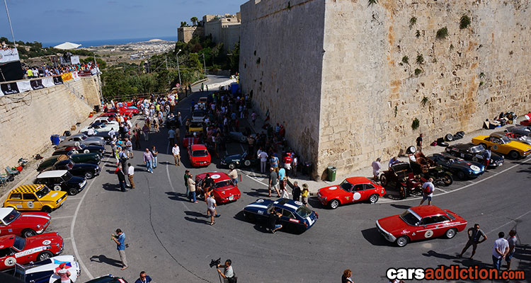 Mdina Grand Prix 2014 Quick Snippet
