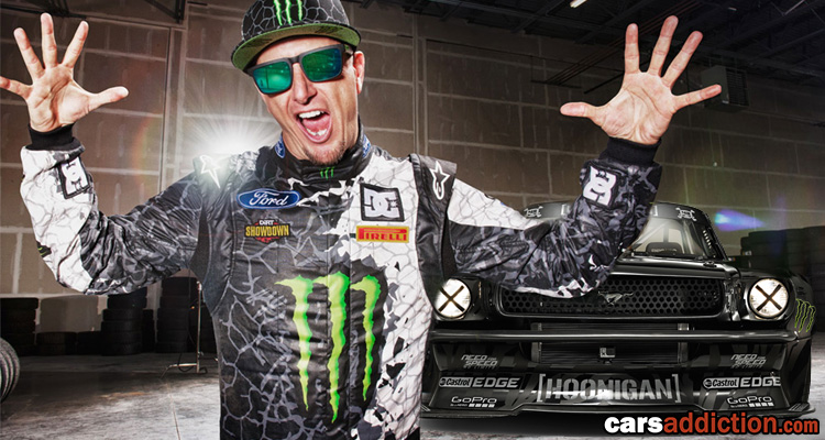 Gymkhana and Ken Block
