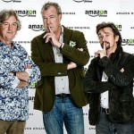 Clarkson, Hammond and May sign on Amazon Prime TV
