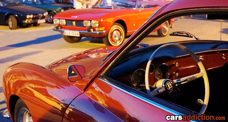 Over 30 Vintage and Cool Cars