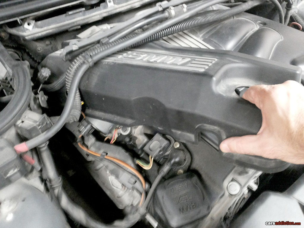 BMW E46 Misfire fix - replacing ignition coils