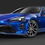 2017 Toyota 86 - new name, styling, and more power