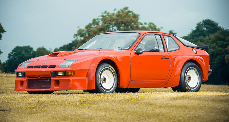 The 1981 Porsche 924 Carrera GTR