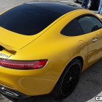 Rare Solarbeam Yellow Mercedes-AMG GTS AMG