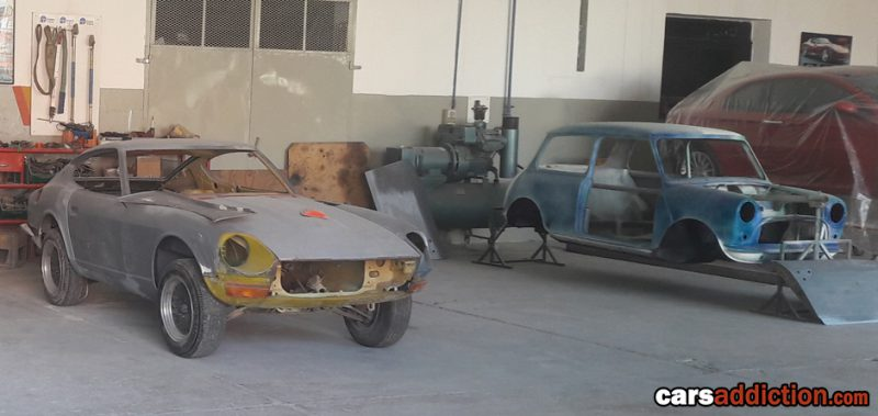 What Does it Cost to Restore a Car?