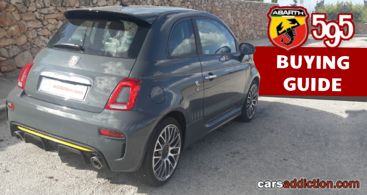 Abarth 595 Buying Guide for Dummies
