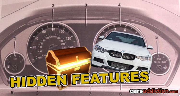 How to Access Hidden Features and Menus for the BMW F30 F31