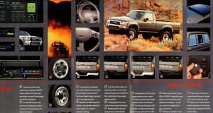 1989 Toyota Hilux Pickup Overview