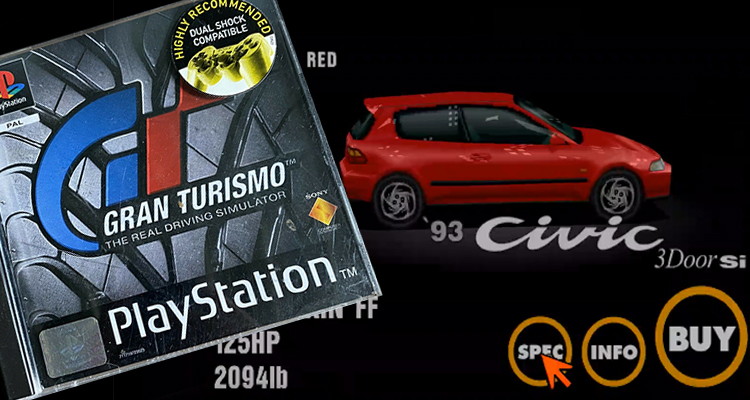 How to install the original Gran Turismo for PS1 on your PC