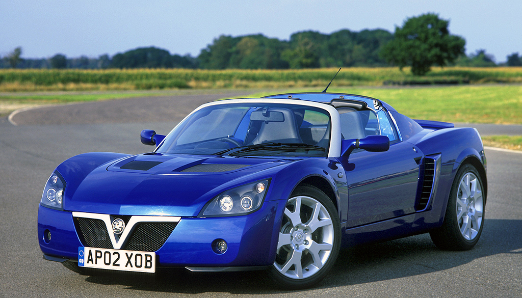 2000 Vauxhall VX220/Turbo