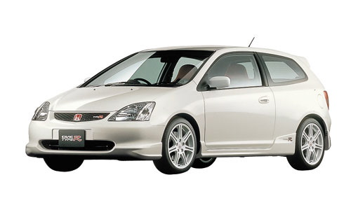 2001 Honda Civic Type-R