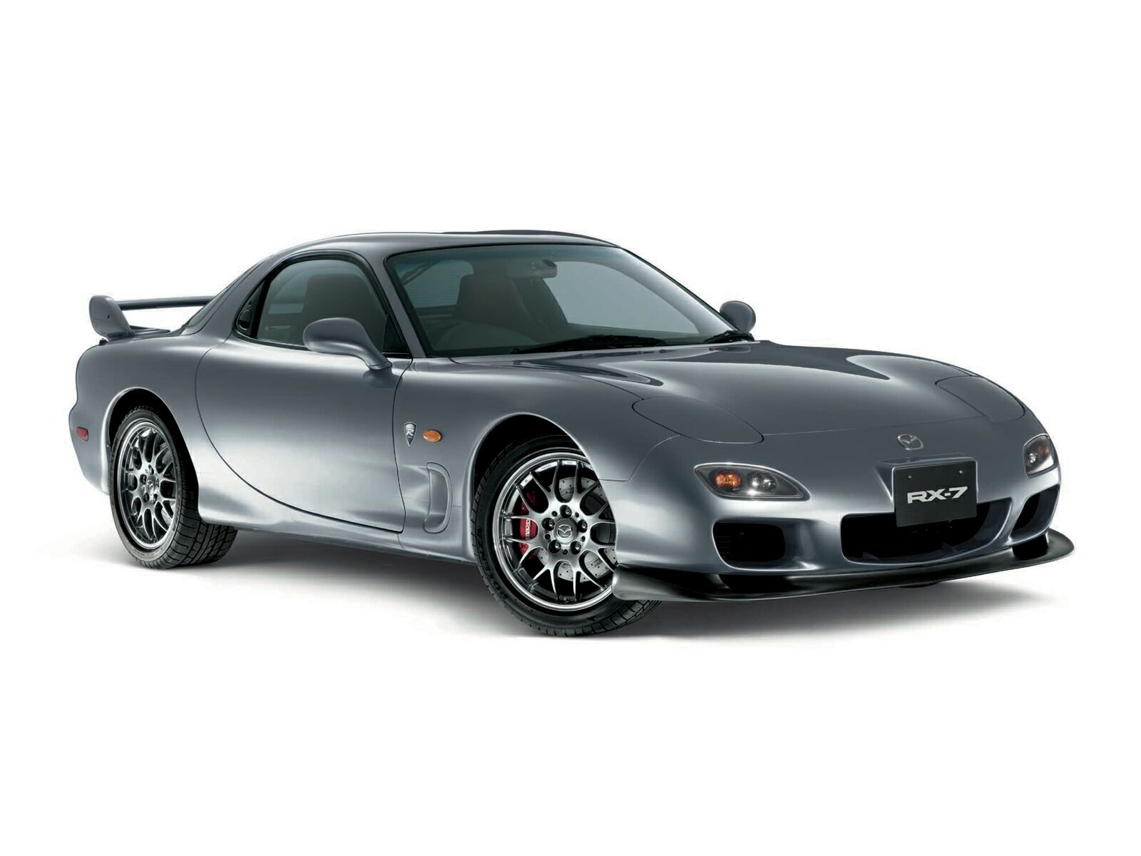 2002 Mazda RX-7 Version 6 Spirit R Type A/B/C