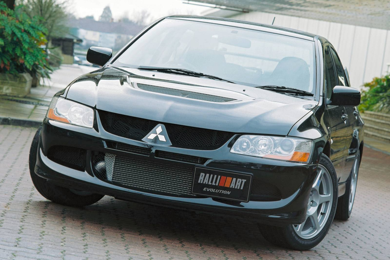 2004 mitsubishi lancer evo mr viii fq 340. Black Bedroom Furniture Sets. Home Design Ideas