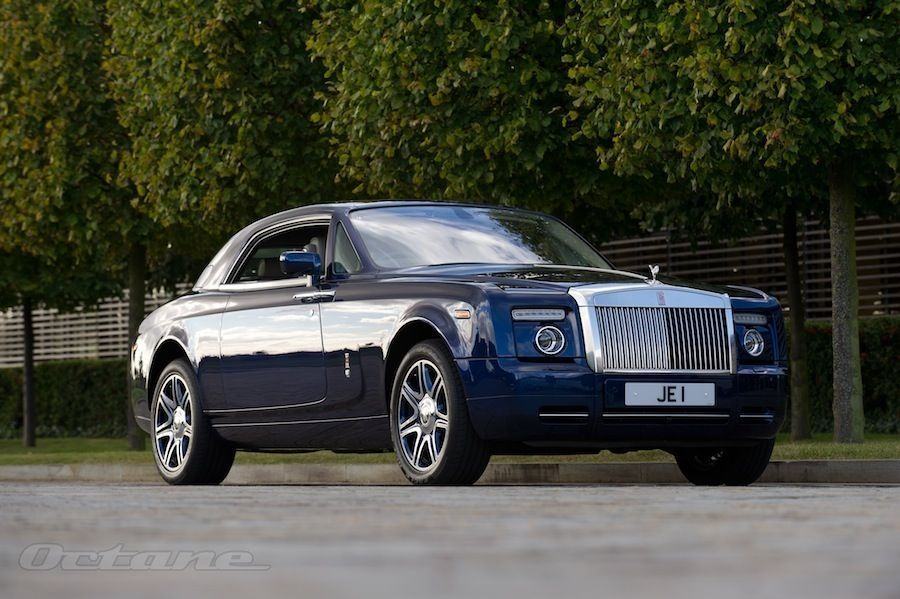 2008 Rolls Royce Phantom Coupe V16