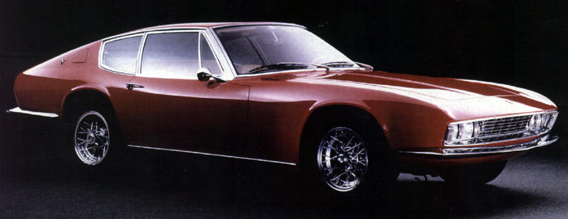 1967 Monteverdi High Speed 375 S
