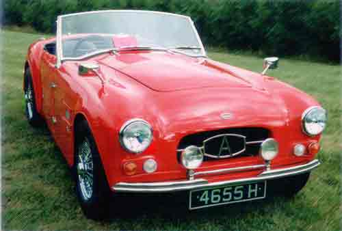 1952 Allard Palm Beach II
