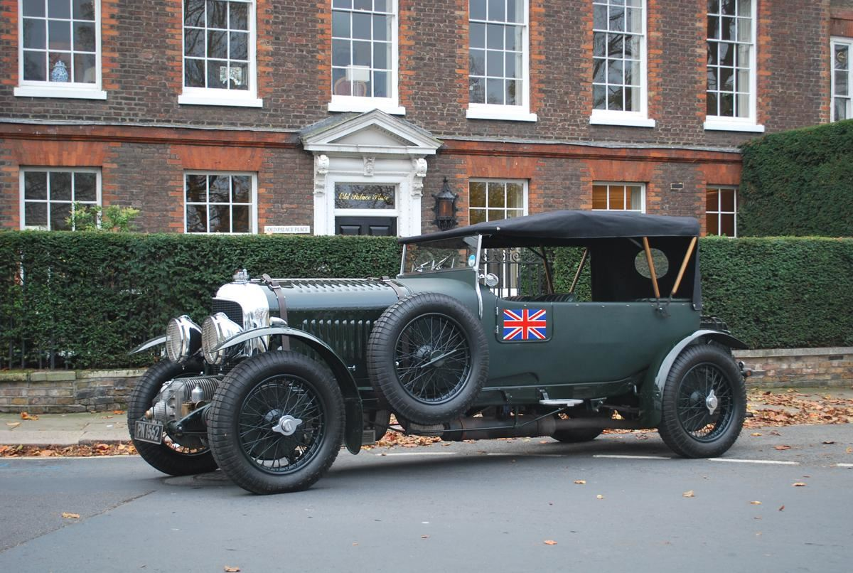 1927 Bentley 4½-Litre