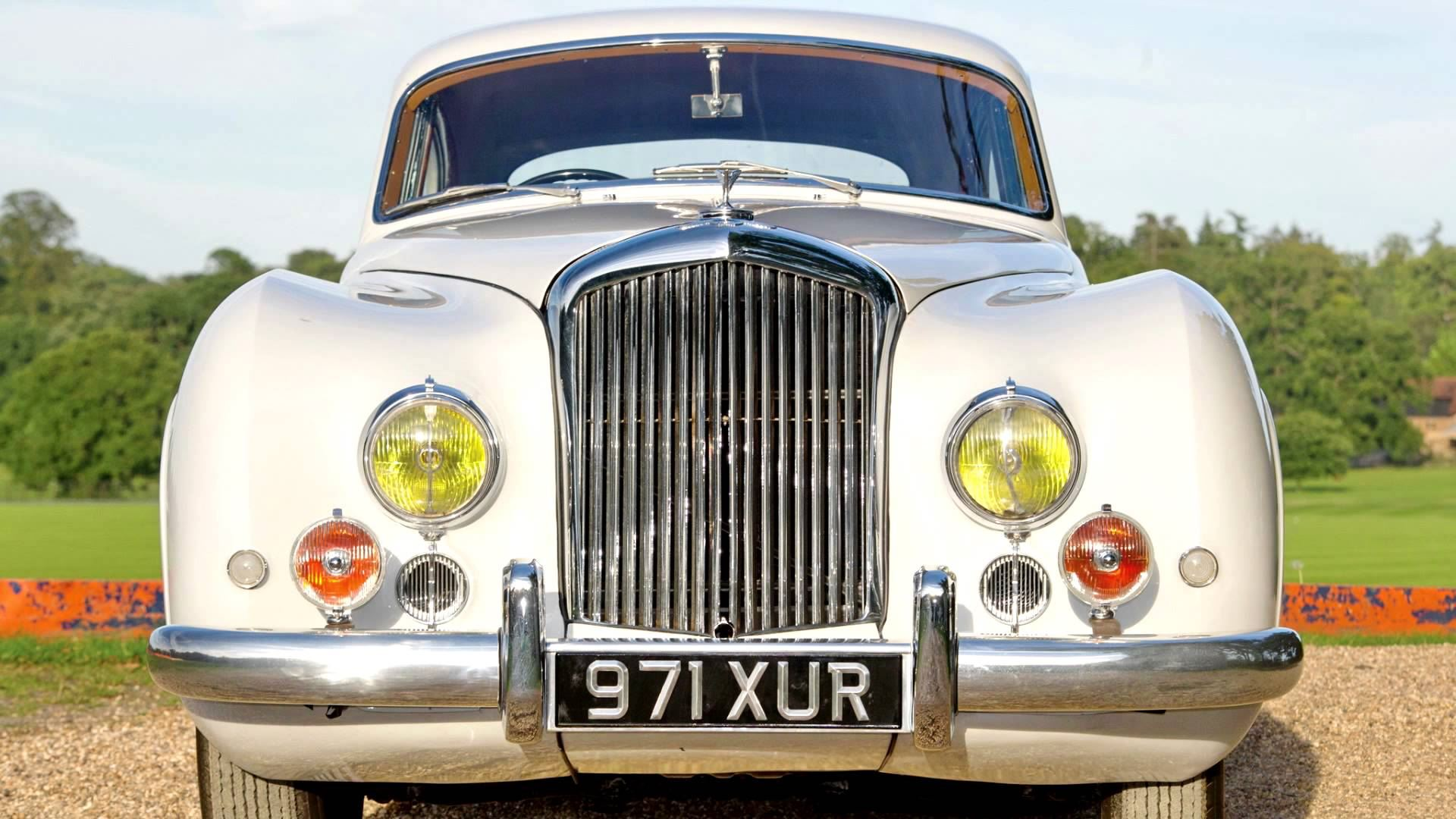 1955 Bentley Continental Sports Saloon