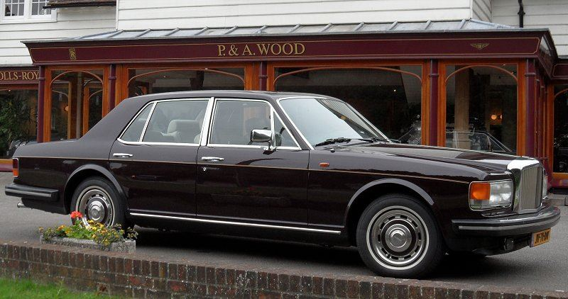 1980 Bentley Mulsanne 4-Speed