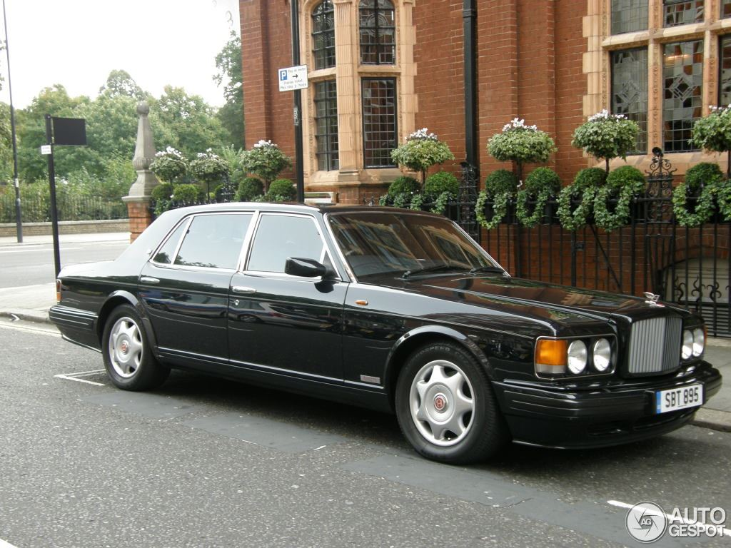 1992 Bentley Mulsanne Turbo R