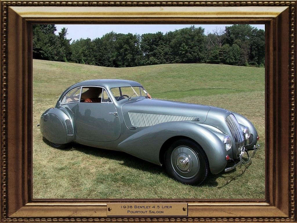 1999 Bentley Hunaudieres