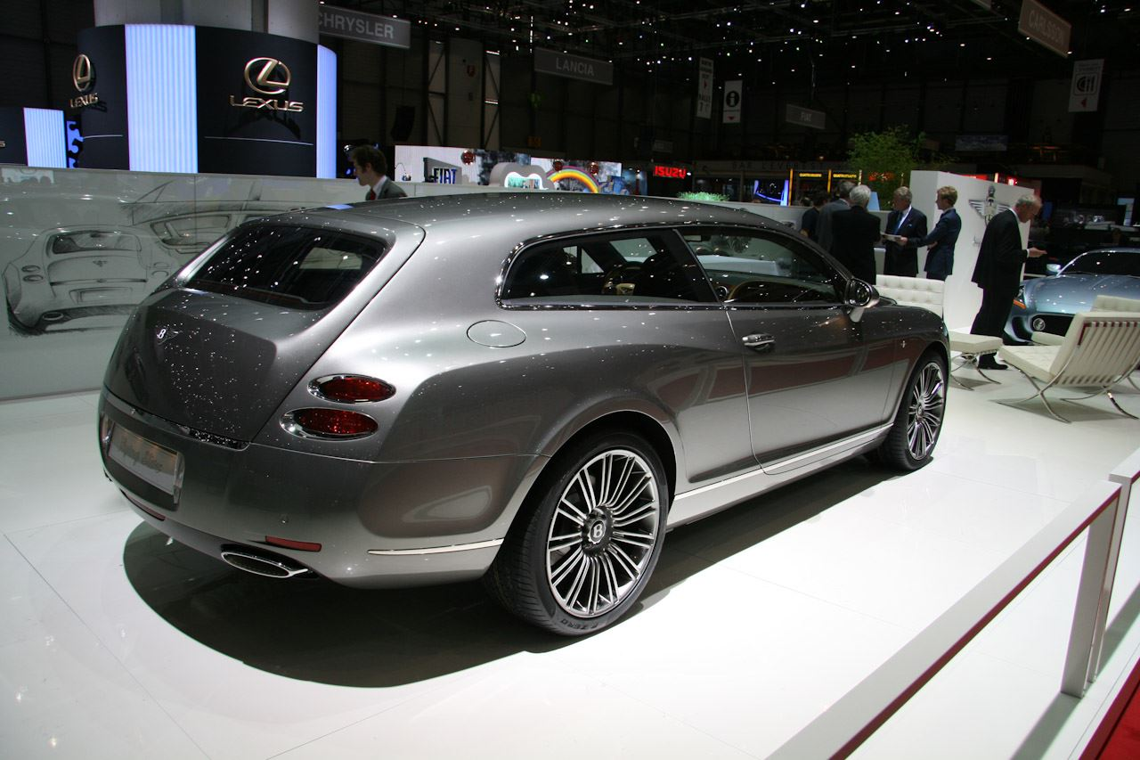 2010 Bentley Continental Flying Star